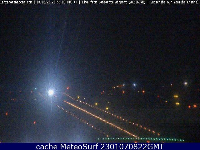 webcam Arrecife Las Palmas
