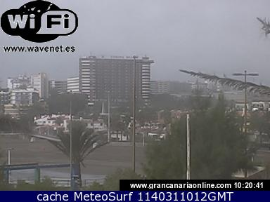 webcam Las Burras Las Palmas