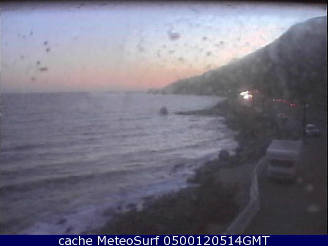 webcam Las Tunas Beach Los Angeles