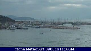 webcam Le Lavandou Port Var