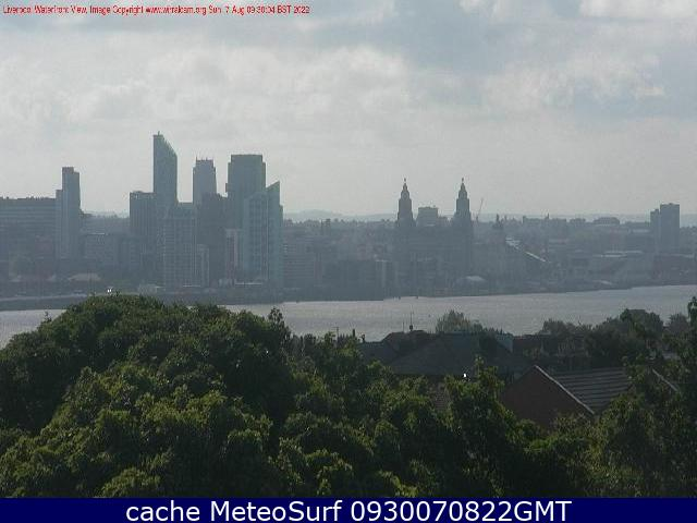 webcam Liverpool North West