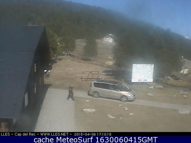 Webcam de la Estación de Esquí de Lles