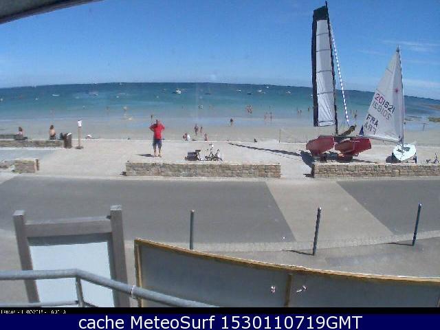 webcam Loctudy Finistère