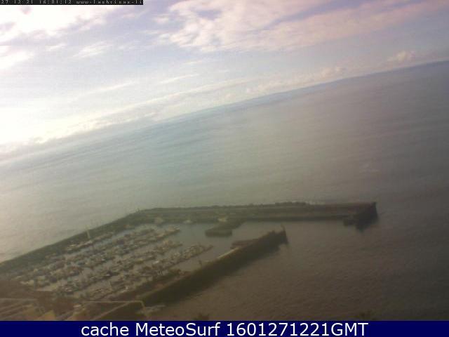 webcam Los Gigantes Santa Cruz de Tenerife