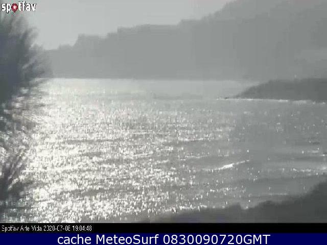 webcam Los Lances Cadiz