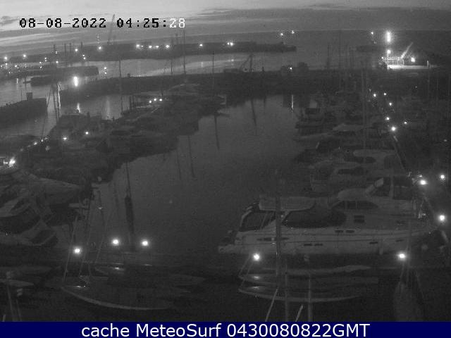 webcam Lowestoft Marina East of England