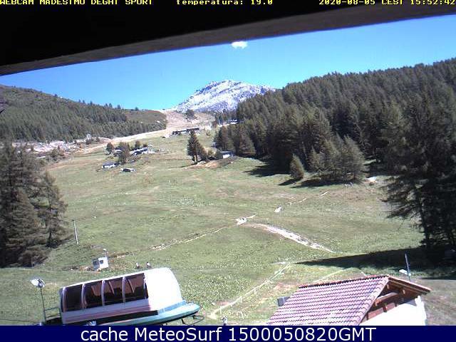 webcam Madesimo Hotel Sondrio