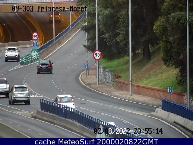 webcam Moncloa Madrid Ciudad de Madrid