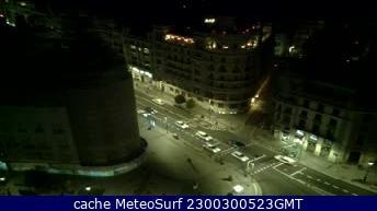 webcam Madrid Calle Alcalá Ciudad de Madrid