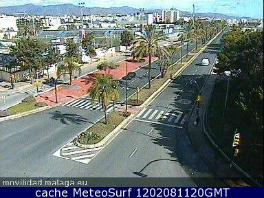 webcam Malaga Palacio de Ferias Malaga