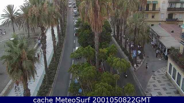 webcam Ayuntamiento de Malaga Malaga