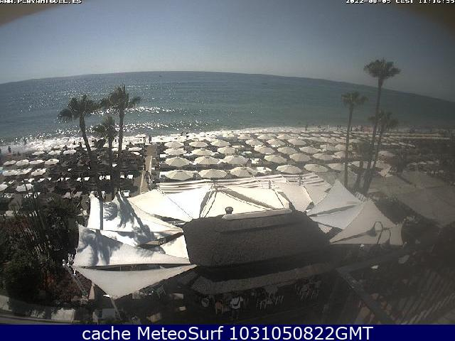 webcam Torremolinos Restaurante Malaga