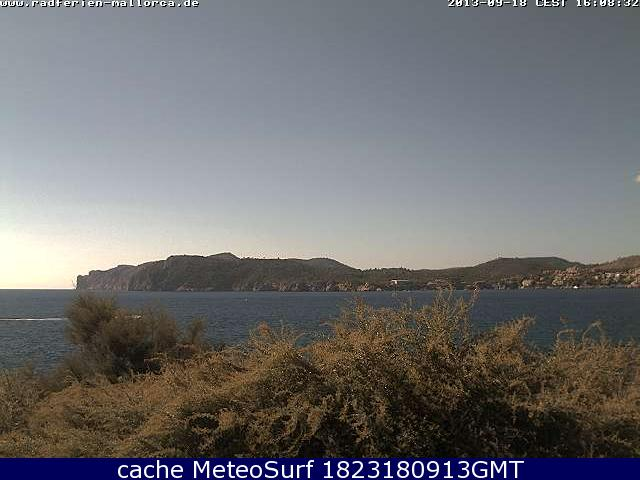 webcam Mallorca El Toro Islas Baleares
