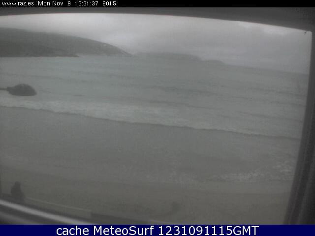 webcam Malpica La Coru�a