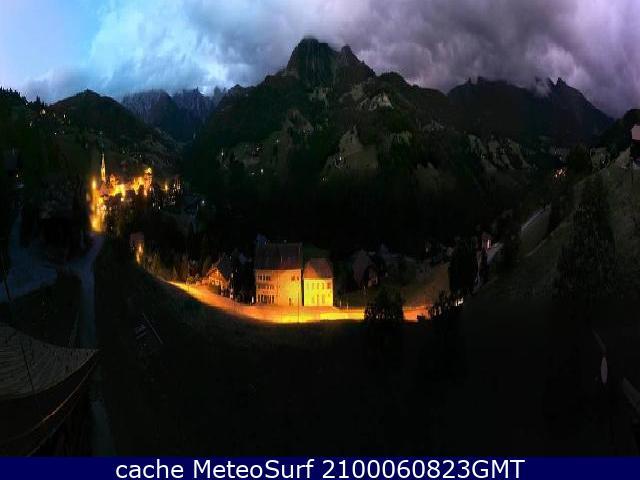 webcam Manigod Haute Savoie