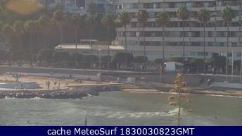 webcam Puerto Deportivo de Marbella Malaga