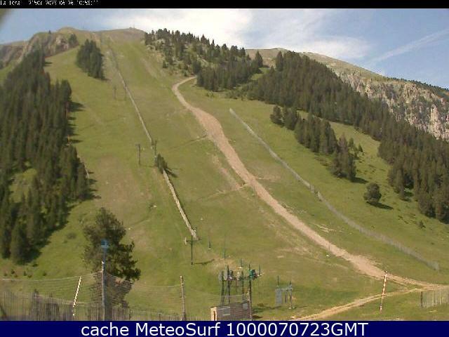 webcam La Masella Alp Gerona