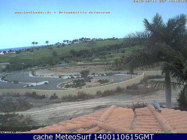 webcam Meloneras Maspalomas Las Palmas