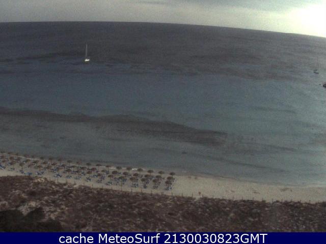 webcam Menorca Cala Morell Islas Baleares