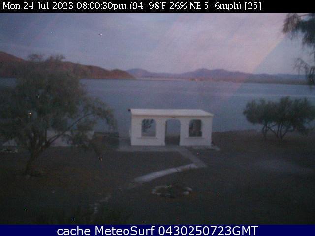 webcam Gonzaga Bay Mexicali