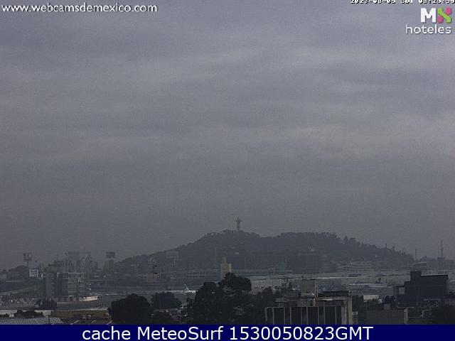 webcam Ciudad México Aeropuerto Iztapalapa