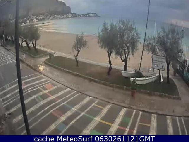 webcam Mondello Palermo