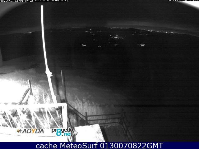 webcam Monte Bue Ski Genova