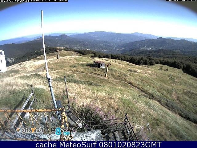 webcam Monte Bue Ski Genova
