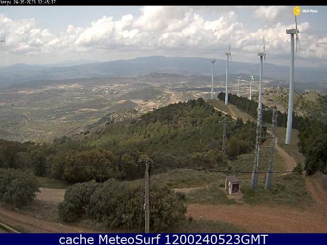 webcam Alfaro Monte Yerga La Rioja