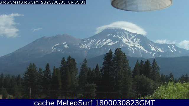 webcam Mt Shasta Siskiyou