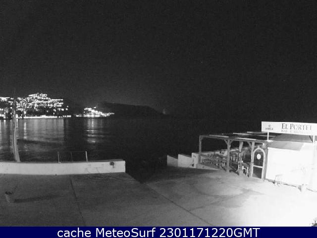 webcam La Olla Altea Alicante