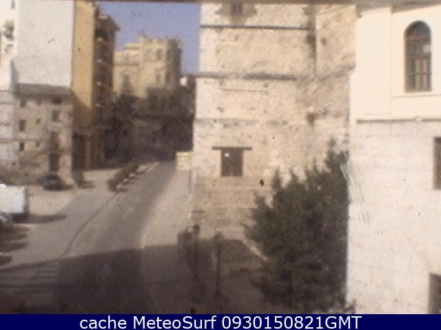 webcam Ontinyent Valencia