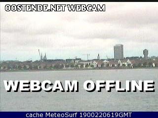webcam Oostende Spuikom Oostende