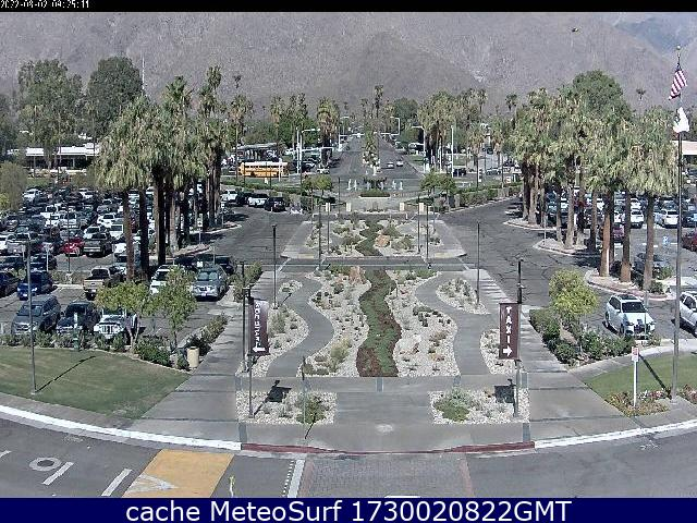 webcam Palm Springs Airport Riverside