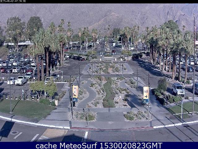 webcam Palm Springs Airport Riverside