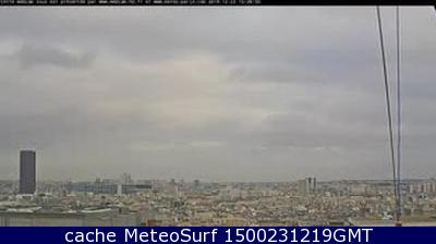 webcam Centre Paris Paris