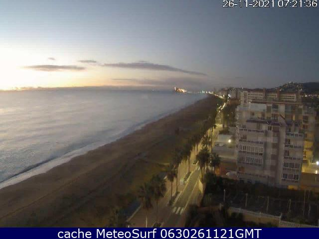 webcam Peñiscola Castillo Castellon