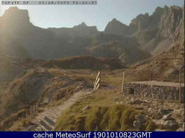 webcam Fuente Dé Picos de Europa Liébana