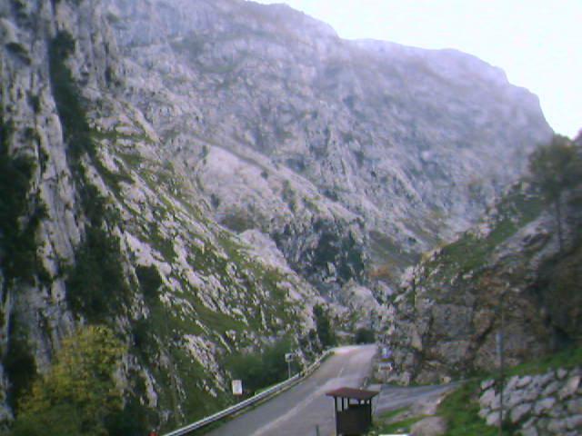 webcam Aguilar Muros de Nalón Avilés