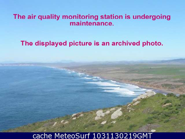 webcam Point Reyes Beach Marin
