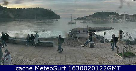 webcam Port de Soller Islas Baleares