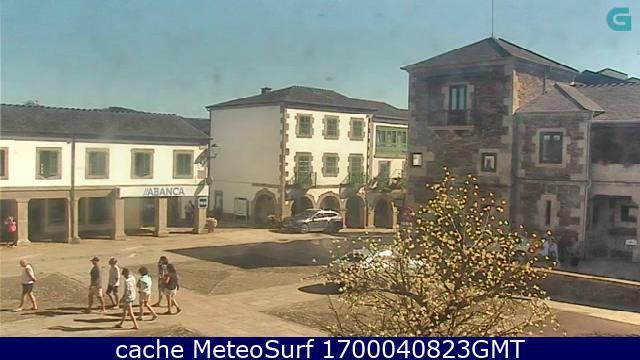 webcam Portomarin Lugo