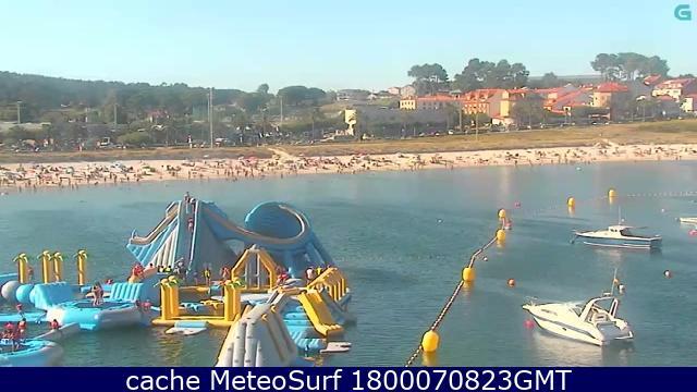 webcam Portonovo Baltar Pontevedra