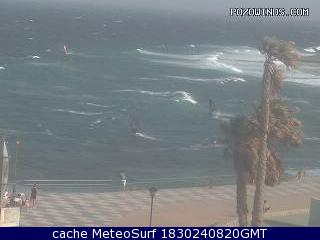 webcam Pozo Izquierdo Las Palmas