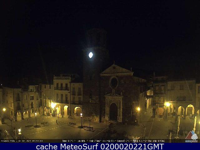 webcam Prades Tarragona