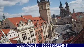 webcam Praga Hotel Prague District