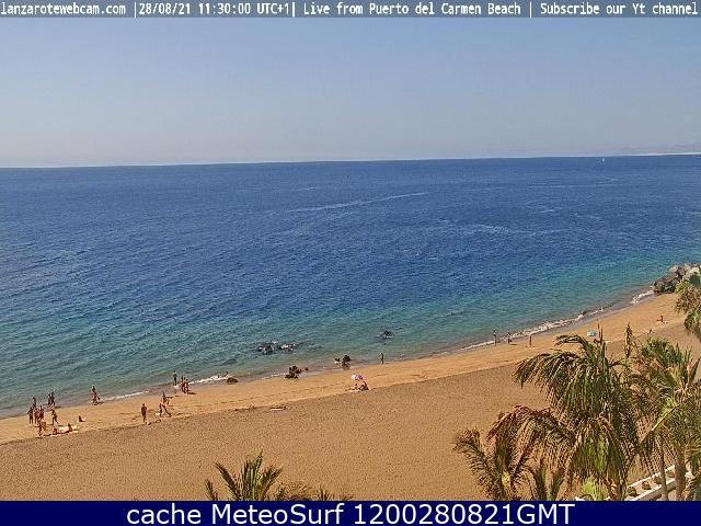 webcam Puerto del Carmen Hotel Las Palmas