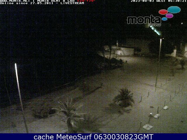 webcam Puerto Naos Santa Cruz de Tenerife