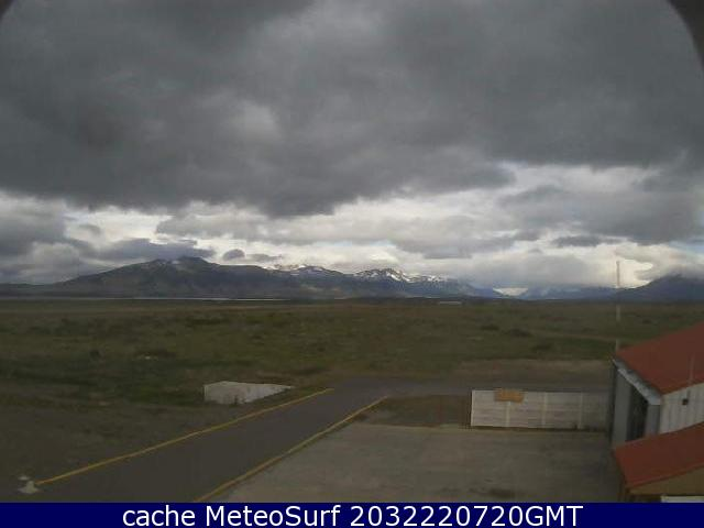 webcam Puerto Natales Magallanes y Antartica Chilena