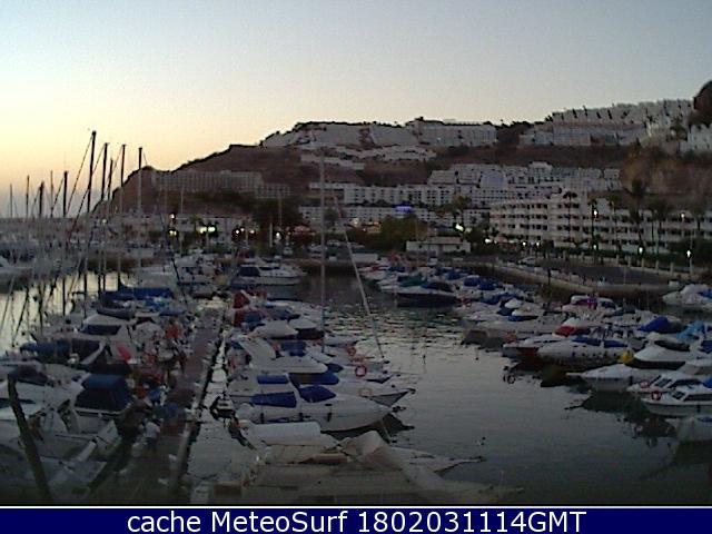 webcam Puerto Rico Las Palmas
